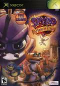 Spyro: A Hero's Tail Xbox Front Cover