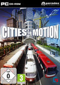 Cities in Motion Windows Front Cover