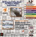 Snowboarding  PlayStation Inside Cover Front Reverse