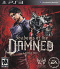 Shadows of the Damned PlayStation 3 Front Cover