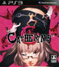 Catherine PlayStation 3 Inside Cover Reversible Front