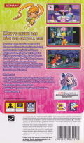 Winx Club: Join the Club PSP Back Cover