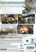 Tom Clancy's Ghost Recon: Advanced Warfighter 2 (Legacy Edition) Xbox 360 Back Cover