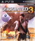 Uncharted 3: Drake's Deception PlayStation 3 Front Cover