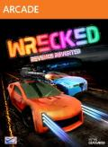 Wrecked: Revenge Revisited Xbox 360 Front Cover