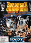 European Champions Atari ST Front Cover