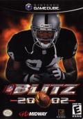 NFL Blitz 20-02 GameCube Front Cover