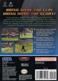 Virtua Striker 2002 GameCube Back Cover