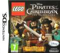 LEGO Pirates of the Caribbean: The Video Game Nintendo DS Front Cover