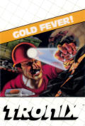 Gold Fever! VIC-20 Front Cover