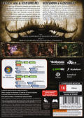 Hunted: The Demon's Forge Windows Back Cover