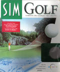 SimGolf Windows Front Cover
