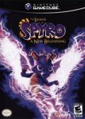 The Legend of Spyro: A New Beginning GameCube Front Cover