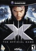 X-Men: The Official Game GameCube Front Cover