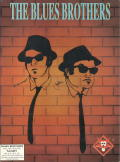 The Blues Brothers DOS Front Cover