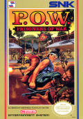P.O.W.: Prisoners of War NES Front Cover