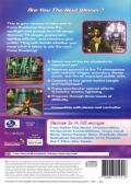 Fame Academy: Dance Edition PlayStation 2 Back Cover