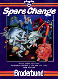 Spare Change Atari 8-bit Front Cover