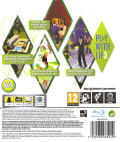 The Sims 3 PlayStation 3 Back Cover