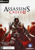 Assassin's Creed II Windows Front Cover