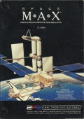 Space M+A+X DOS Front Cover