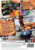 Mashed: Drive to Survive PlayStation 2 Back Cover