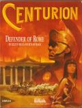 Centurion: Defender of Rome Amiga Front Cover