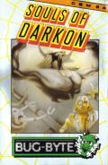 Souls of Darkon Commodore 64 Front Cover