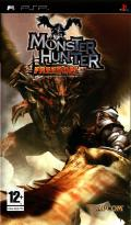 Monster Hunter Freedom PSP Front Cover