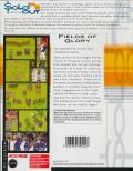 Fields of Glory DOS Back Cover