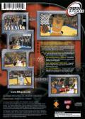 NCAA Final Four 2001 PlayStation 2 Back Cover