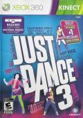 Just Dance 3 Xbox 360 Front Cover