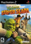 Shrek SuperSlam PlayStation 2 Front Cover