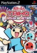 Taiko Drum Master PlayStation 2 Front Cover