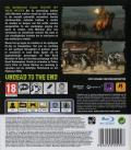 Red Dead Redemption: Undead Nightmare PlayStation 3 Back Cover