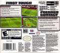 FIFA Soccer 2005 Game Boy Advance Back Cover