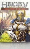 Heroes of Might and Magic V Bundle Windows Front Cover