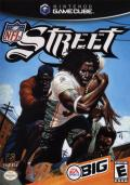 NFL Street GameCube Front Cover