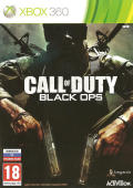 Call of Duty: Black Ops Xbox 360 Front Cover