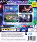Child of Eden PlayStation 3 Back Cover