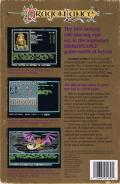 Champions of Krynn Commodore 64 Back Cover