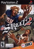 NFL Street 2 PlayStation 2 Front Cover