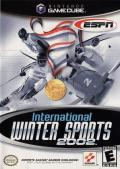 ESPN International Winter Sports 2002 GameCube Front Cover