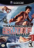 Transworld Surf: Next Wave GameCube Front Cover