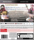 Atelier Totori: The Adventurer of Arland PlayStation 3 Back Cover
