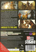 Red Dead Redemption: Undead Nightmare Xbox 360 Back Cover