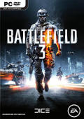 Battlefield 3 Windows Front Cover