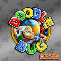 Doodlebug: Bug Bash II iPad Front Cover