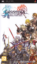 Dissidia: Final Fantasy (Limited Collector's Edition) PSP Other Keep Case - Front