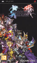 Dissidia: Final Fantasy (Limited Collector's Edition) PSP Other Keep Case - Front - Reversed